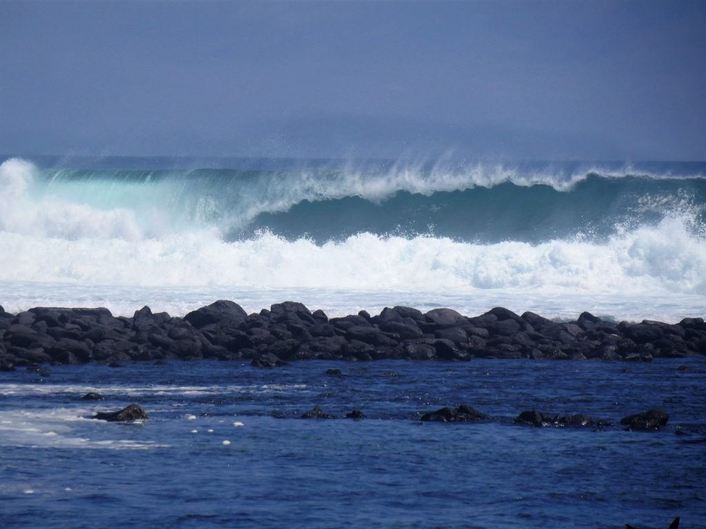 Wave San Cristobal 1